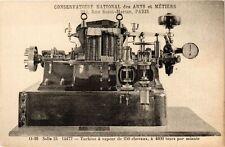 CPA PARIS (3e) Cnam - Turbine á vapeur (215206)