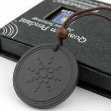 Necklace Quantum Pendant Negative Ion Balance Power Health Scalar Bio Energy New
