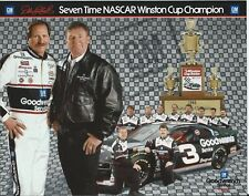 "1995 DALE EARNHARDT SR. #3 GOODWRENCH ""WINSTON CUP"" CORRECT VERSION POSTCARD!"