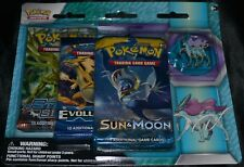Suicune Pin Collection 3-Pack Blister Box Pokemon Trading Card Game 3 Packs New