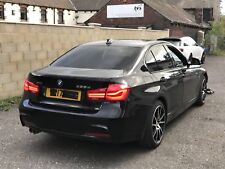 2017 Bmw 335d M Sport X Drive - DAMAGED REPAIRABLE SALVAGE - 90% REPAIRED