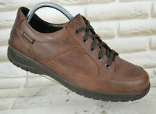 MEPHISTO MOBILS Mens Brown Leather Casual Comfort Shoe Boots Size 9.5 UK 43.5 EU