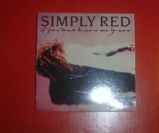 SIMPLY RED 3 INCH CD SINGLE IF YOU DON'T KNOW ME BY NOW