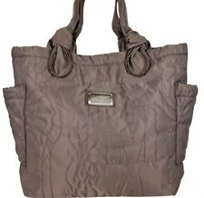Marc by Marc Jacobs Quilted Nylon Medium Tate Tote Bag Handbag $198 AUTHENTIC