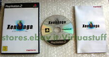 Xenosaga, episode 1, Playstation 2, PS2, NTSC, JAP, ottime condizioni, very rare