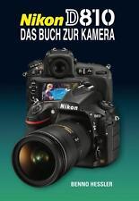 Nikon D810 von Benno Hessler (2014, Kunststoffeinband)