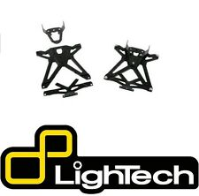 LIGHTECH PORTATARGA RECLINABILE + SOTTOCODA YAMAHA T-MAX 500 2008-2011 TAIL TIDY