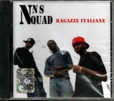 NNS QUAD RAGAZZE ITALIANE STOP PAINS NNS PARTY SEALED CDS DEL 2006 ITALY