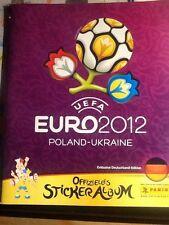 EM 2012 - Panini Bilder/Auswahl v. 25 Bildern aus ca 600