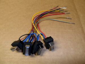 1968 - 1971 Ford Thunderbird 1969 - 1973 Lincoln, Mark Window Switches L/F Door