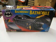 1991 Kenner Batman Returns Batmissle Batmobile Complete with Box Movie