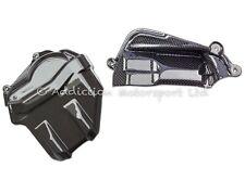 Ducati V4 V4S Panigale Carbon Fiber Set Pair Cam Cover In Gloss