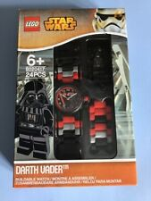 Lego Star Wars ~ Darth Vader ~  Buildable Watch Minifigure New