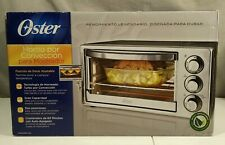 Oster 6 Slice Toaster Oven Kitchen Countertop Convection TSSTTVF817 1300W NEW!