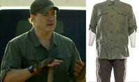 Condor Nathan Fowler Brendan Fraser Screen Worn Shirt & Pants Ep 101