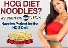 Shirataki Noodles x18 Miracle HCG Diet konjac pasta Gluten Free Vegan ORGANIC