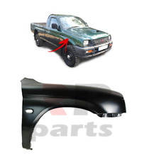 FOR MITSUBISHI L200 1997 - 2001 FRONT WING FENDER WITH INDICATOR HOLE RIGHT