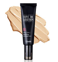 [Lioele] Triple the Solution BB Cream 50ml SPF30 PA++ Whitening Wrinkle Care