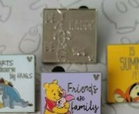 Winnie the Pooh Quotes 2019 Hidden Mickey Chaser DLR Choose a Disney Pin