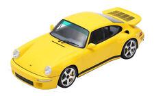 """2017 RUF CTR """"Yellowbird"""" COUPE Amarillo 1/18 modelo de coche por Spark 18S255"""
