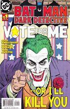 BATMAN DARK DETECTIVE #1, 2, 3, 4, & 5 / ENGLEHART / ROGERS / 2005 / DC COMICS