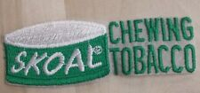 NEW!! Skoal Chewing Tabacco Vintage Patch