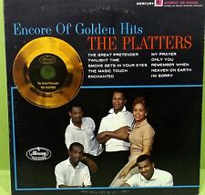 The Platters - Encore of Golden Hits - Stereo SR60243 - Mercury Records MG 20472