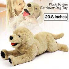 20.8'' Plush Dog Puppy Stuffed Animal Soft Golden Pillow Toy Birthday Kids Gift