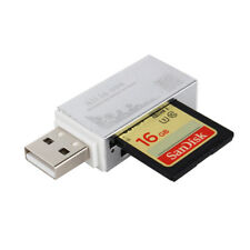 New Multi Memory Card Reader for Memory Stick Pro Duo Micro SD TF MMC SDHC MS