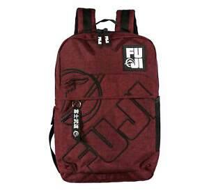 Fuji Sports Red Lifestyle BackPack Back Pack Great for Work School or Training