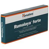 Himalaya Rumalaya forte TABLETS 2X30 Pack Kostenloser Versand aus Indien
