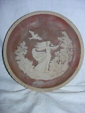 Vintage Incolay Studios To a Skylark Wall Plate by GB Appleby 1979