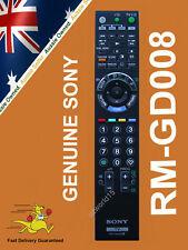 RM-GD005 KDL-40Z4500 GENUINE SONY BRAVIA LCD COLOR TV REMOTE NEW now GD008