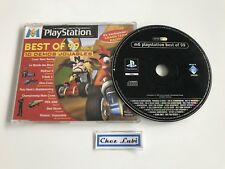 M6 PlayStation Best Of 99 - Promo - Sony PlayStation PS1 - PAL EUR - 1999