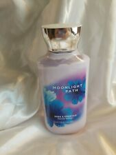 Bath and/& Body Works MOONLIGHT PATH Shea Butter & Vitamin E Body Lotion