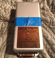 ACK A-30 altitude digitizer encoder guaranteed 30 days