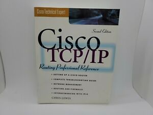 Cisco TCP/IP Routing Professional Reference Paperback Chris Lewis