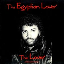 The Egyptian Lover - The Lover 12 Inch Vinyl 2012 Egyptian Empire New Sealed