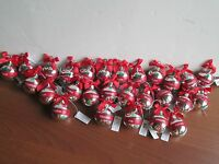 NWT MACY'S SHATTERPROOF CHRISTMAS PRESONALIZED NAME ORNAMENT BALLS LOTS OF NAMES
