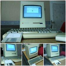 ★★ APPLE MACINTOSH PLUS 1Mb 1986 AVEC SIGNATURES (MACHINE REVISEE) ★★