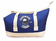 Pet Cat Dog Car Seat Safety Travel Carrier Crate Cage House Bag Shoulder Handbag