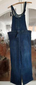 Latzhose Jeans Umstandsmode Schwangerschaftshose trendy