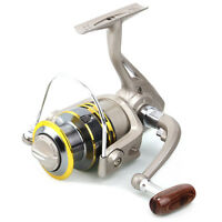 Aluminum Spool 6BB High Power Gear Ratio 5.1:1 Spinning Fishing Reel GS2000