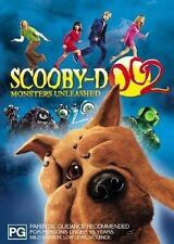 Scooby Doo 02 - Monsters Unleashed (DVD, 2004)