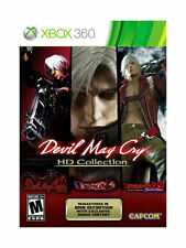 Devil May Cry HD Collection (Microsoft Xbox 360, 2012) No manual