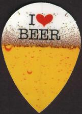 I Love Beer Dart Flights 3 per Set