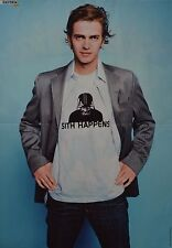 HAYDEN CHRISTENSEN - A3 Poster (ca. 42 x 28 cm) - Clippings Fan Sammlung NEU