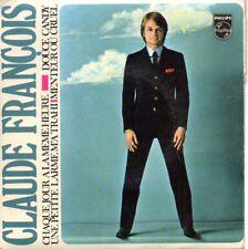 45 tours vinyle EP original CLAUDE FRANCOIS
