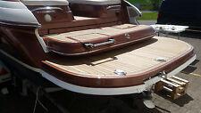 Wir bauen Ihre Badeplattform aus GFK für Motorboot NEU!