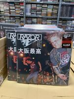 Razor 2 LP Live Osaka Saikou Remastered 2020